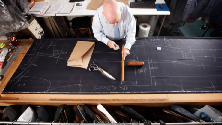 The Difference Between Bespoke and Made-to-Measure